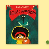 Lola y el monstruo con guisantes
