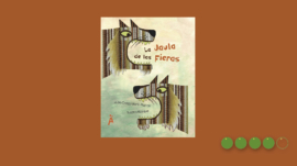 La jaula de las fieras apaisado_Mejor en verde Elisa Yuste