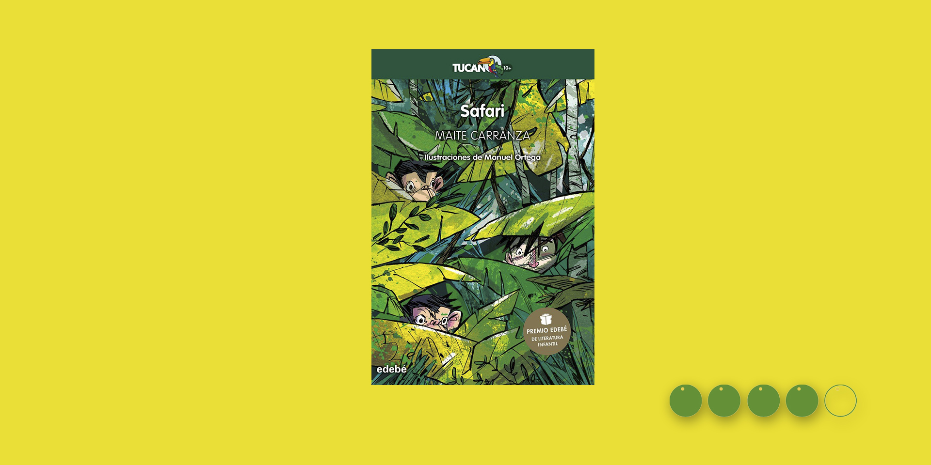 Safari apaisado_Mejor en verde Elisa Yuste