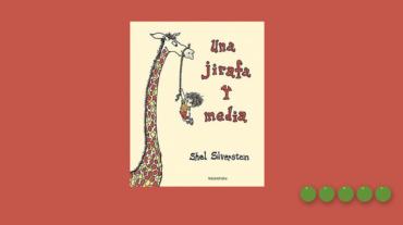 Una jirafa y media apaisado_Mejor en verde Elisa Yuste