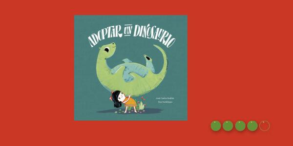 Adoptar un dinosaurio apaisado