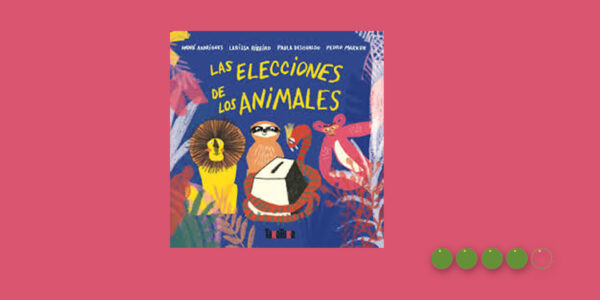 Las elecciones de los animales apaisado|Las elecciones de los animales cuadrado