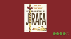 Los problemas de jirafa apaisado
